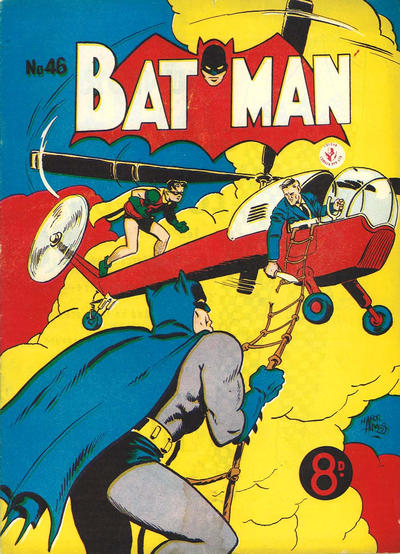 Cover for Batman (K. G. Murray, 1950 series) #46