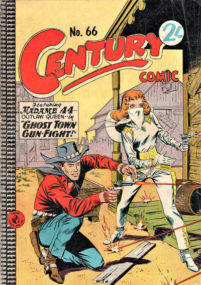 Cover for Century Comic (K. G. Murray, 1961 series) #66