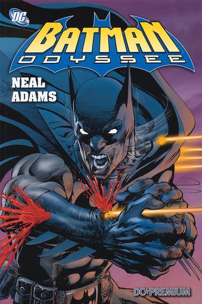 Cover for DC Premium (Panini Deutschland, 2001 series) #76 - Batman: Odyssee 1