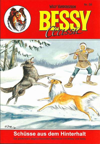 Cover for Bessy Classic (Norbert Hethke Verlag, 1995 series) #38