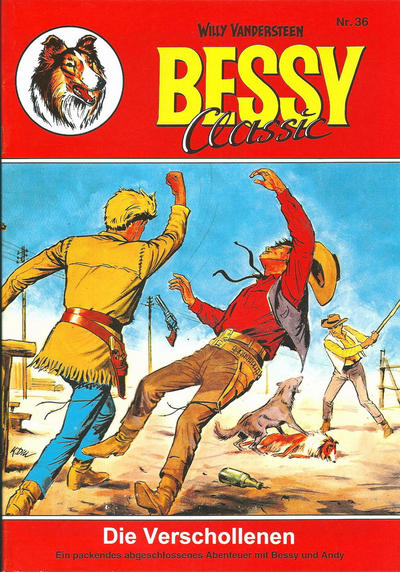 Cover for Bessy Classic (Norbert Hethke Verlag, 1995 series) #36