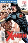 Cover for Astonishing X-Men (Marvel, 2004 series) #45 [Direct]