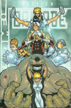 Cover for Supreme the Return (Awesome, 1999 series) #3 [Sprouse Cover]
