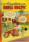 Cover for Adventures of the Big Boy (Webs Adventure Corporation, 1957 series) #166