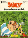 Cover Thumbnail for Asterix (1969 series) #15 - Brann i rosenes leir [2. opplag]