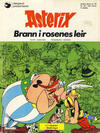 Cover Thumbnail for Asterix (1969 series) #15 - Brann i rosenes leir [3. opplag]