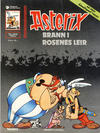 Cover Thumbnail for Asterix (1969 series) #15 - Brann i rosenes leir [4. opplag Reutsendelse 147 25]