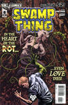 Cover Thumbnail for Swamp Thing (2011 series) #6