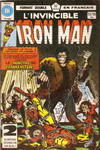 Cover for L'Invincible Iron Man (Editions Héritage, 1972 series) #55/56