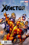 Cover Thumbnail for X-Factor (2006 series) #231