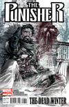 Cover for The Punisher (Marvel, 2011 series) #8 [Direct Edition]