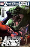 Cover for Avengers Academy (Marvel, 2010 series) #25