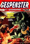 Cover for Gespenster Geschichten (Bastei Verlag, 1974 series) #47