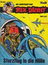 Cover for Rex Danny (Bastei Verlag, 1973 series) #26