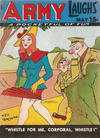 Cover for Army Laughs (Prize, 1941 series) #v8#2