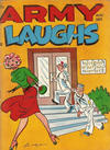 Cover for Army Laughs (Prize, 1951 series) #v2#2