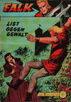 Cover for Falk, Ritter ohne Furcht und Tadel (Lehning, 1963 series) #11