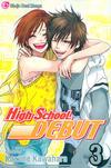 Cover for High School Debut (Viz, 2008 series) #3