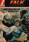 Cover for Falk, Ritter ohne Furcht und Tadel (Lehning, 1963 series) #34
