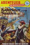 Cover for Abenteuer der Weltgeschichte (Lehning, 1953 series) #11