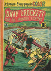 Cover for Davy Crockett and the Frontier Fighters (K. G. Murray, 1955 series) #18