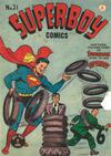 Cover for Superboy (K. G. Murray, 1949 series) #21