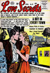 Cover for Love Secrets (Quality Comics, 1953 series) #52