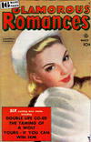Cover for Glamorous Romances (Ace Magazines, 1949 series) #45