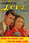 Cover for Complete Love Magazine (Ace Magazines, 1951 series) #v30#1 / 176