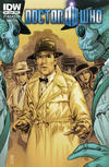 Cover for Doctor Who (IDW, 2011 series) #14 [Cover A]