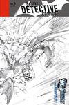 Cover for Detective Comics (DC, 2011 series) #6 [Tony S. Daniel Wraparound Sketch Cover]