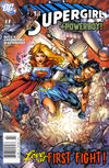 Cover for Supergirl (DC, 2005 series) #13 [Newsstand]