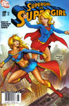 Cover for Supergirl (DC, 2005 series) #18 [Newsstand]