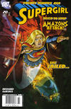 Cover for Supergirl (DC, 2005 series) #20 [Newsstand]