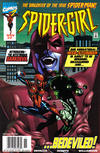 Cover Thumbnail for Spider-Girl (1998 series) #2 [Newsstand Edition]