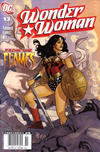 Cover Thumbnail for Wonder Woman (2006 series) #13 [Newsstand Edition]