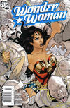 Cover for Wonder Woman (DC, 2006 series) #14 [Newsstand Edition]