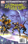 Cover Thumbnail for Amazing Spider-Girl (2006 series) #5 [Newsstand Edition]
