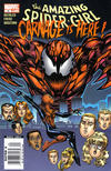 Cover Thumbnail for Amazing Spider-Girl (2006 series) #10 [Newsstand]