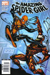 Cover Thumbnail for Amazing Spider-Girl (2006 series) #12 [Newsstand Edition]