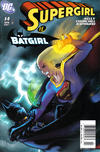 Cover for Supergirl (DC, 2005 series) #14 [Newsstand]