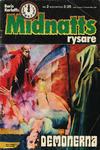 Cover for Boris Karloffs midnattsrysare (Semic, 1972 series) #2/1973