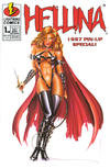 Cover for Hellina 1997 Pin-Up Special (Lightning Comics [1990s], 1997 series)