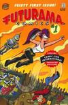 Cover Thumbnail for Bongo Comics Presents Futurama Comics (2000 series) #1 [San Diego Comic-Con International Variant Cover]