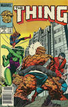 Cover Thumbnail for The Thing (1983 series) #5 [Newsstand]