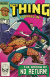Cover Thumbnail for The Thing (1983 series) #10 [Direct]