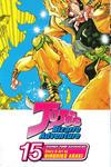 Cover for Jojo's Bizarre Adventure (Viz, 2005 series) #15