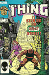 Cover for The Thing (Marvel, 1983 series) #15 [Direct]
