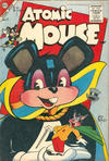 Cover for Atomic Mouse (Charlton, 1953 series) #21