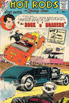 Cover for Hot Rods and Racing Cars (Charlton, 1951 series) #45